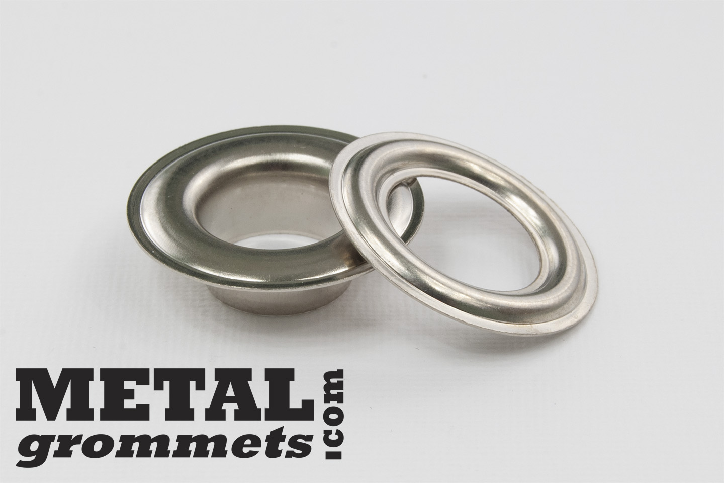 ClipsShop Nickel Grommets Qty 500 1//2 id #4